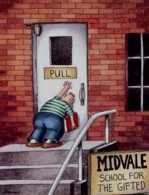 Far Side - Midvale School for the Gifted